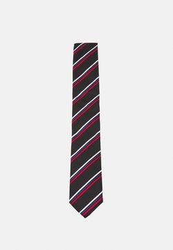 HUGO - TIE - Krawatte - black