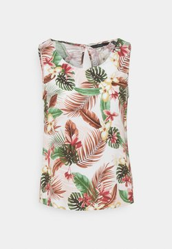 Vero Moda Petite - VMSIMPLY EASY TANK - Bluse - birch/selma