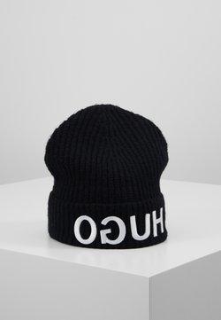 HUGO - Bonnet - black