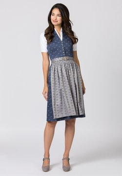 Stockerpoint - AMALIE - Dirndl - dark blue/grey