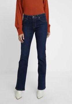 Wrangler - BODY BESPOKE - Bootcut jeans - night blue