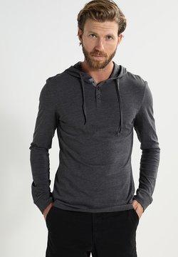 Pier One - Pitkähihainen paita - dark grey melange