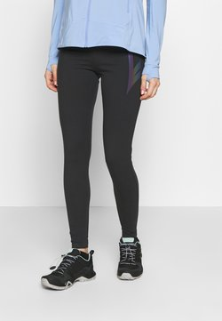 Hi-Tec - HARLSDEN - Tights - washed black