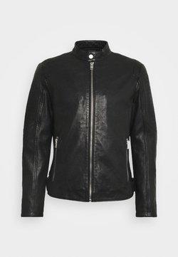 Gipsy - BENNET - Leren jas - black