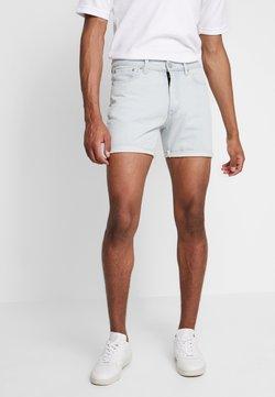Bellfield - ROLLED - Shorts di jeans - bleach wash