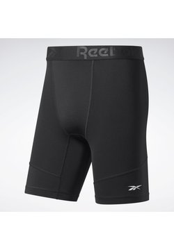 Reebok - WORKOUT READY COMPRESSION BRIEFS - Underkläder - black