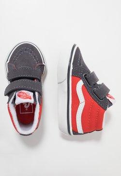 Vans - SK8-MID REISSUE  - Sneakersy wysokie - grenadine/periscope