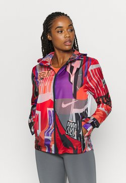Nike Performance - ESSENTIAL - Laufjacke - bright mango