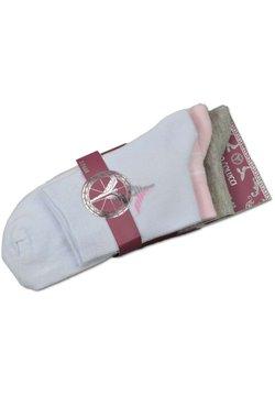 Carlo Colucci - 3 PAAR DAMEN  - Socken - mehrfarbig