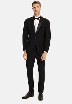 T.M.Lewin - LANCEWOOD SLIM FIT 2 BOUTTON - Costume - black