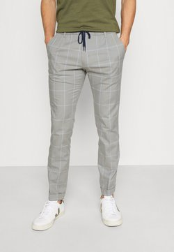 Tommy Hilfiger - Stoffhose - antique silver