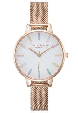 Olivia Burton - RAINBOW - Montre - rose gold-coloured