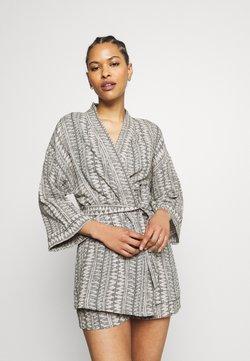 Etam - DOLORES DESHABILLE - Dressing gown - ecru