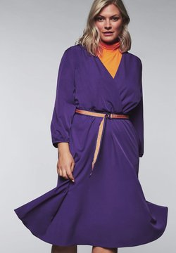 Sheego - Freizeitkleid - purple