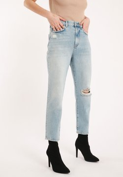 Pimkie - Straight leg jeans - Washed out blue