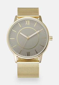 Burton Menswear London - STRAP WATCH - Zegarek - gold-coloured