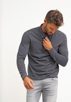 Pier One - Poloshirt - dark grey melange