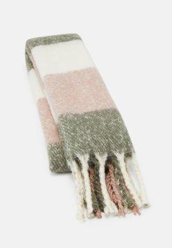 Even&Odd - Scarf - light pink/grey