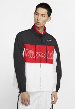 Nike Sportswear - NSW NIKE AIR  - Outdoorjacke - black/university red/white
