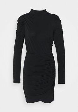 Vero Moda Petite - VMJAYDA DRESS - Vardagsklänning - black