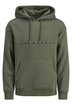 Jack & Jones - JORNEW COPENHAGEN - Hoodie - dusty olive