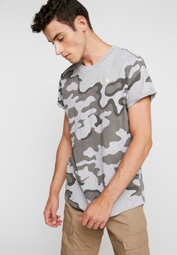 G-Star - SHELO - T-Shirt print - grey