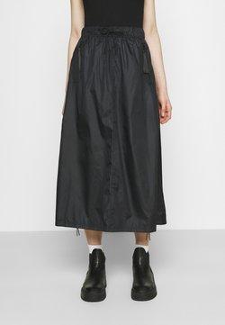 Nike Sportswear - SKIRT - Falda acampanada - black
