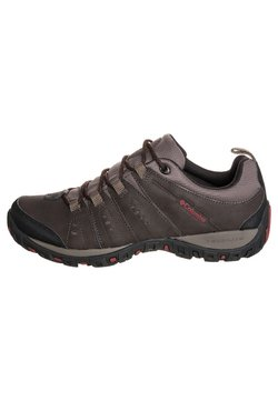 Columbia - WOODBURN II - Hikingschuh - dark brown