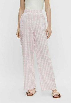 Pieces - Pantaloni - bright white