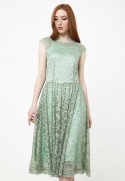 Madam-T - LOTTA - Cocktailkleid/festliches Kleid - hellgrün