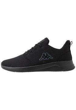 Kappa - CUMBER - Chaussures d'entraînement et de fitness - black