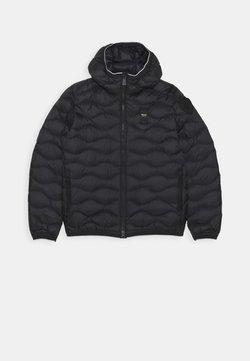 Blauer - GIUBBINI IMBOTTITO - Gewatteerde jas - black