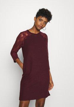 Molly Bracken - LADIES DRESS - Robe en jersey - dark red