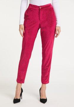 faina - Pantalon classique - rot