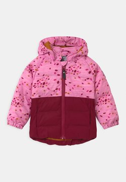 Color Kids - UNISEX - Snowboardjacke - beet red