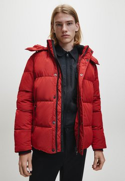Calvin Klein - CRINKLE  - Winterjacke - racing red