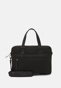 Still Nordic - ZAYNE BRIEF ROOM - Laptop bag - black