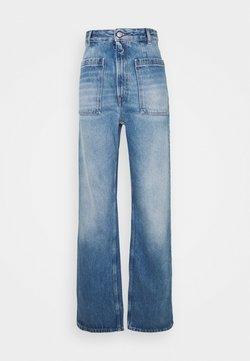 MM6 Maison Margiela - PANTS POCKETS - Jeans a sigaretta - vintage used