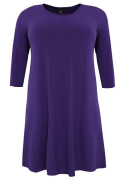 Yoek - 3/4 SLEEVE - Freizeitkleid - purple