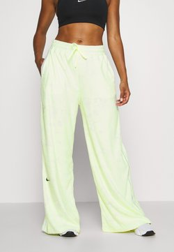 Nike Performance - CITY TRAIN PANT - Jogginghose - barely volt/spruce aura/reflect black
