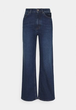 Marc O'Polo DENIM - TOMMA - Relaxed fit jeans - dark blue