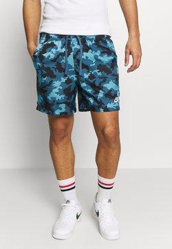 Nike Sportswear - FLOW  - Short - cerulean/thunderstorm/white