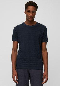 Marc O'Polo - T-Shirt basic - multi/total eclipse