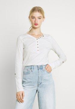 Ragwear - PINCH - Pitkähihainen paita - white