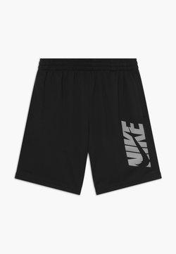 Nike Performance - kurze Sporthose - black/smoke grey