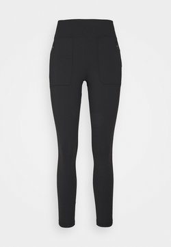 The North Face - PARAMOUNT HYBRID HIGH RISE - Tights - black