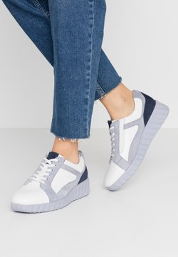 Tamaris Pure Relax - LACE-UP - Sneakers - sky