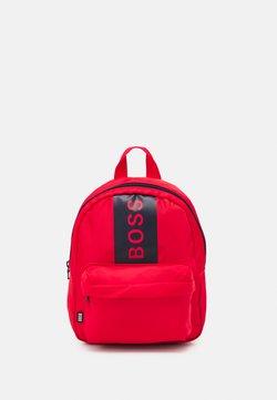 BOSS Kidswear - UNISEX - Ryggsäck - red