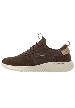 Skechers Sport - BOUNDER - Sneaker low - brown