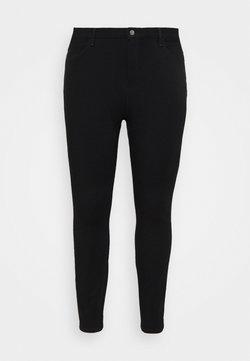 Tommy Hilfiger Curve - ANKLE SCULPT - Jeans Skinny Fit - black